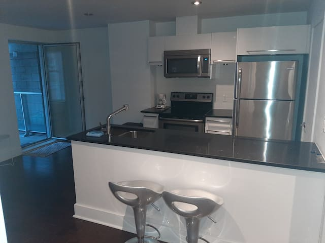 Modern Condo in the heart of Montreal