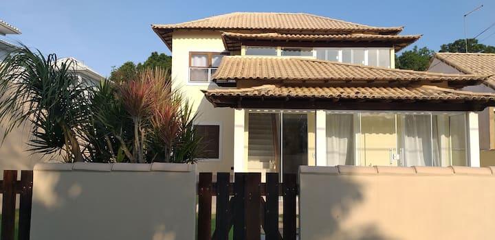 Casa Aconchegante Condomínio Fechado - Praia Seca