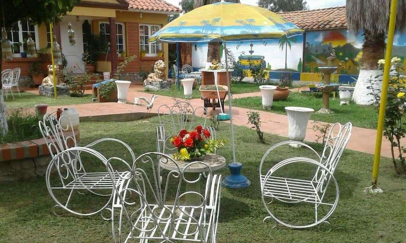 Hotel  - Balneario Las Fuentes