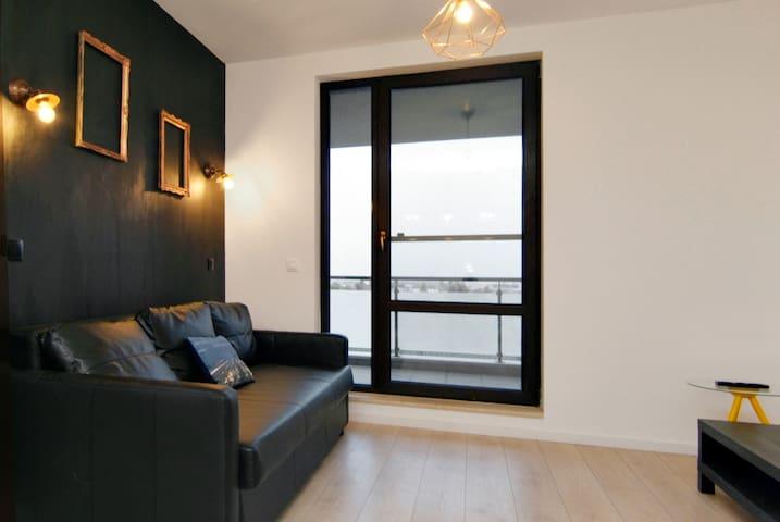 Design 2-Rooms Apt in the Business Center of Buc - București