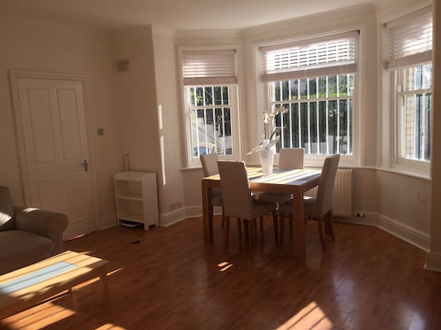 Cosy and well located one bedroom flat - London - Lägenhet