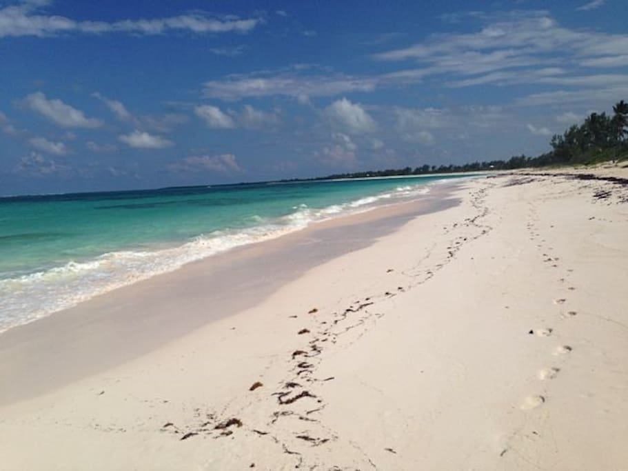 725' Private beach :)!