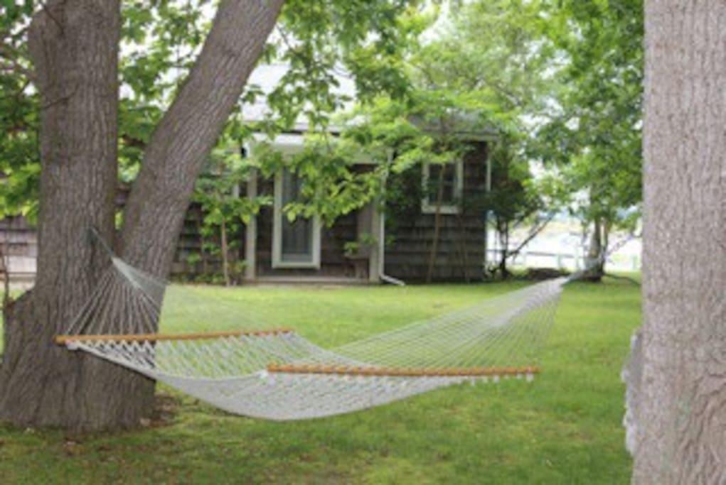Shelter Island Cottage on Menantic