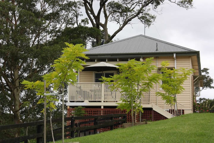 Yarramalong Valley Horse Farm Stay House