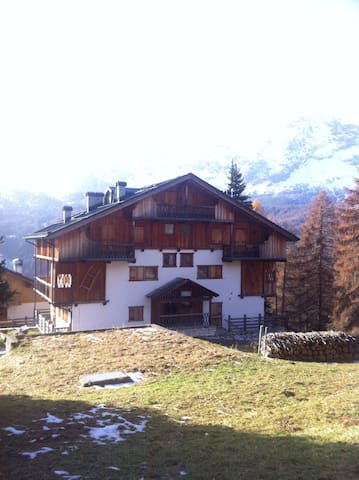In the heart of the Dolomites - Coi, Zoldo alto - Apartamento