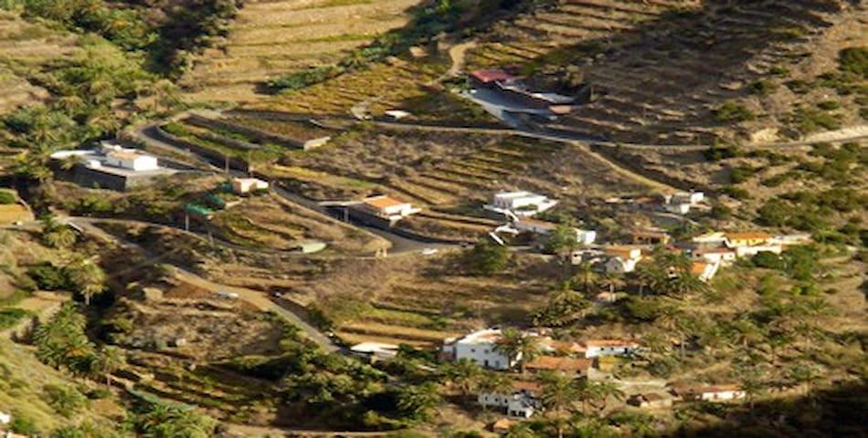 casa Lucia -  tamargada Vallehermoso - Dom