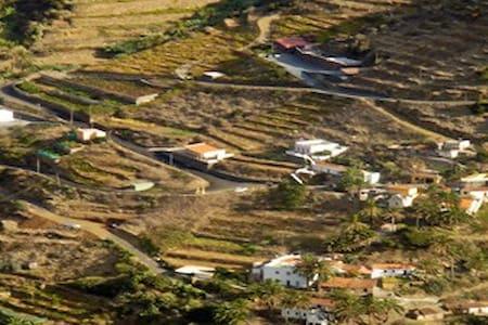 casa Lucia -  tamargada Vallehermoso - Haus