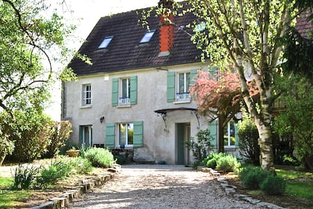 18th century cottage 1h from Paris - Priez
