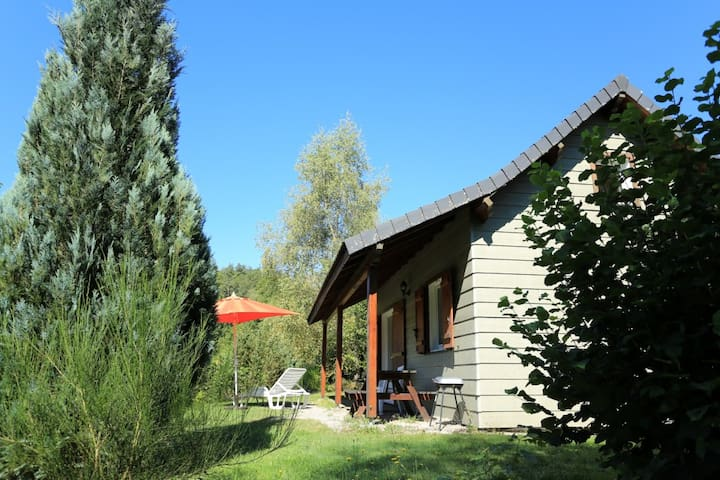 CHALETS in MASSIF CENTRAL -AUVERGNE