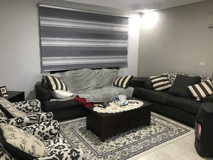 Brand new appartement, quite and cozy in Madaba.