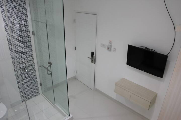 clean minimalist room south Jakarta - Kebayoran Lama - Sovesal