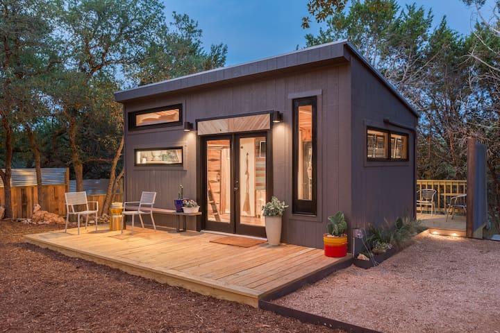 Sundown: a Designer's Gorgeous Tiny Home