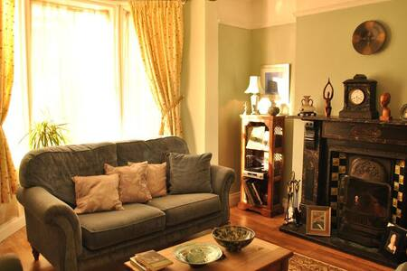 Period Townhouse - 5 minutes to city centre - Londonderry