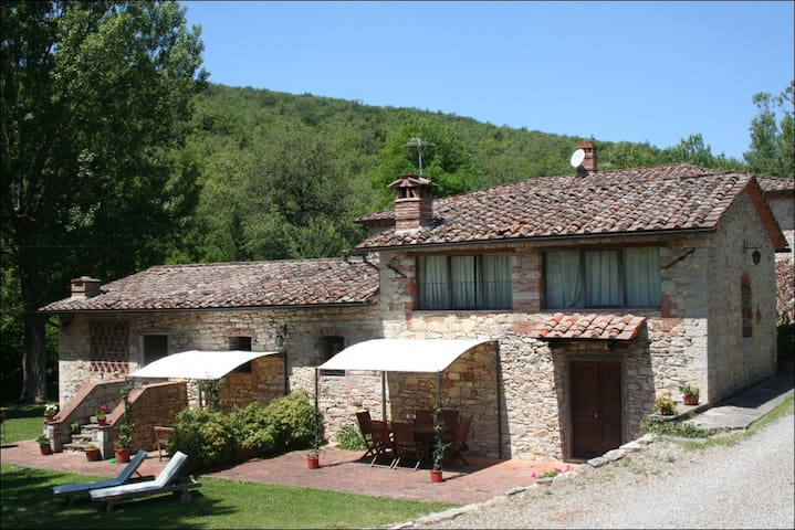 Perfect in the heart of Chianti. - Gaiole in Chianti - Apartament