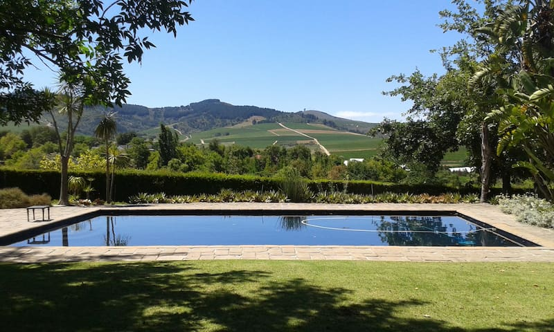 Spacious Family Home in Cape Winelands