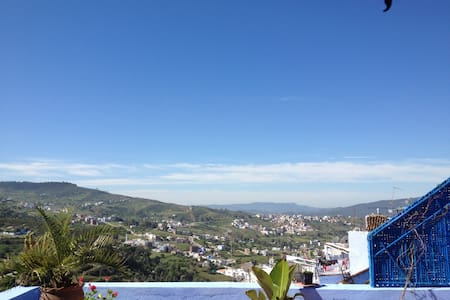 The best panorama on Chefchaouen - Bed & Breakfast
