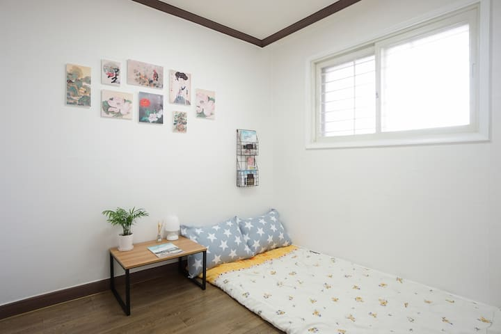 Cozy and clean room at Migeum Station - Bundang-gu, Seongnam-si - Byt