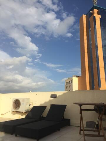 Open space portomaso vista mare - Malta  - Huis