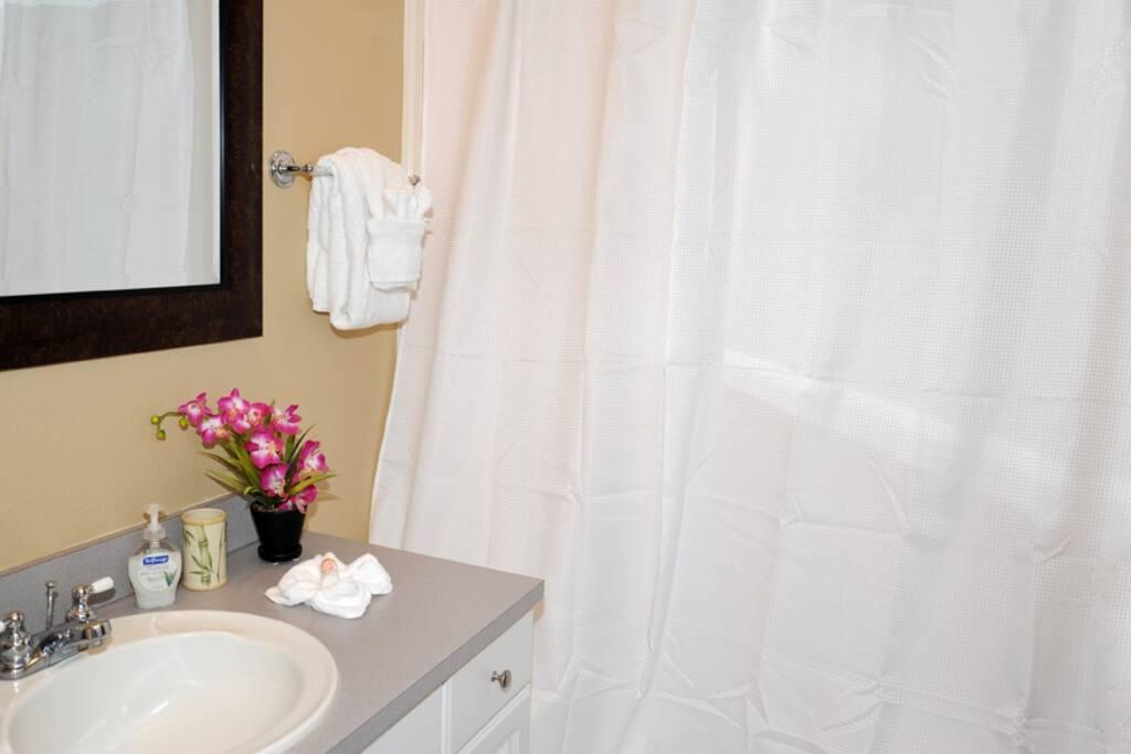 Legacy Villa 2004-Master Bathroom