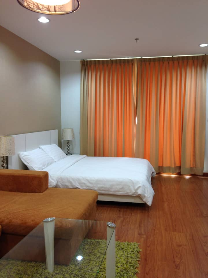 AMAZING APARTMENT127Y IN BKK CITY