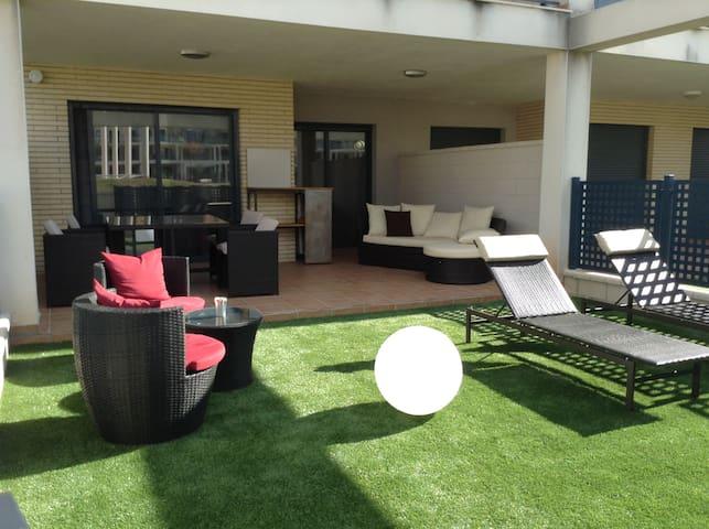 Appartement moderne proche plages - Sant Jordi/San Jorge - Leilighet