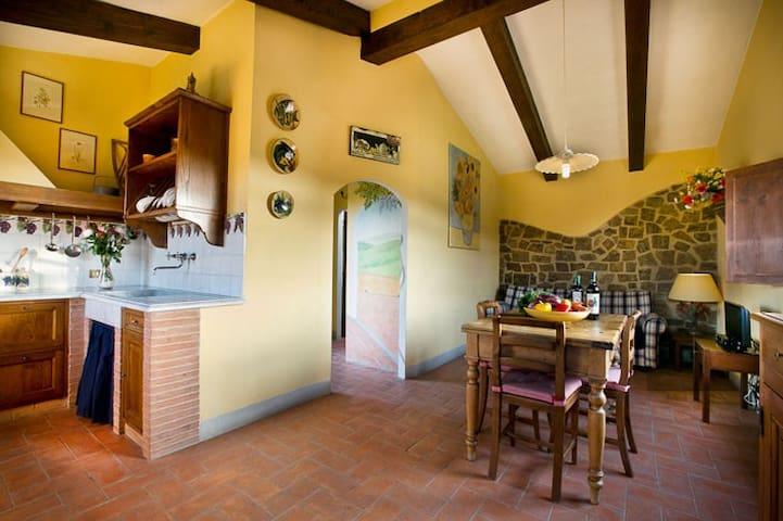 La Lepre Apartment - San Casciano in Val di pesa - Wohnung