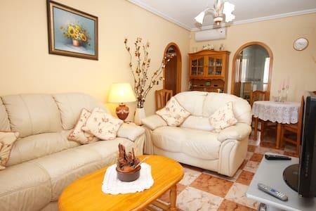 Casa Blanca Apartemnt Nr Alicante  - Elx