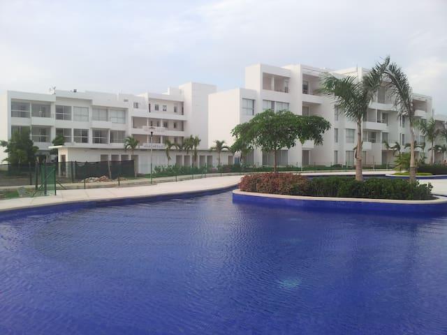 Espectacular Apartamento, acogedor y confortable - Cartagena - Apartamento