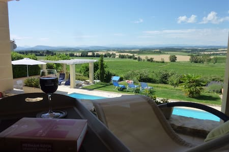 B&B near Carcassonne - Cailhau - Bed & Breakfast
