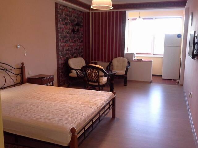 Квартира студия - Kislovodsk - Flat
