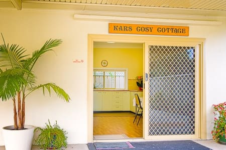 Kars Cosy Cottage: Private, Continental Breakfast. - Wodonga - Wohnung