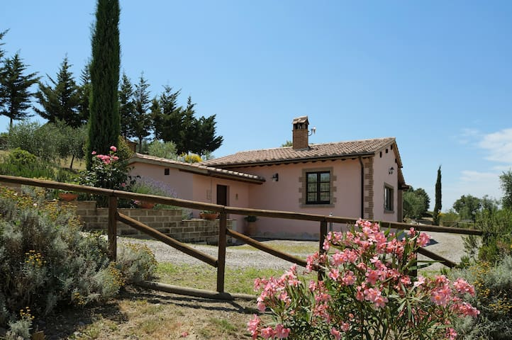 Cottages in Tuscan Country - cinigiano - บ้าน