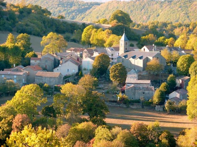 Maison de vacances en Aveyron  - Cornus - Dom