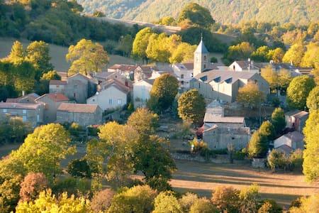 Maison de vacances en Aveyron  - Cornus - Casa