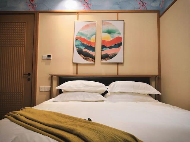 苏州东方之门苏瓦酒店式公寓4803