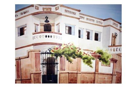 Charm & Sun-Single Private balcony - Yanahuara - Rumah
