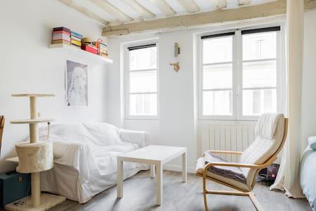 Charmant studio au coeur de Paris - Paris - Apartment