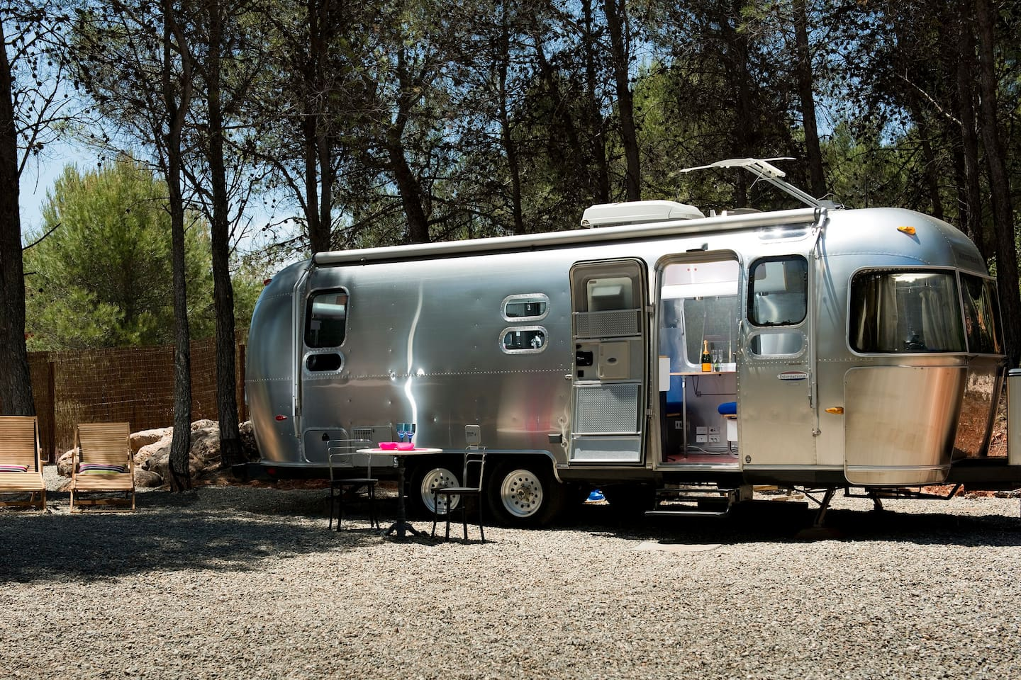A Limited Edition Airstream International.