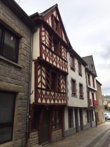 Saint-Jean Maison originale