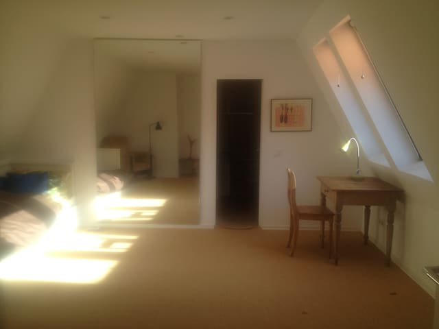 Sonniges Zimmer in Blankenese  - Hamburg - Apartment