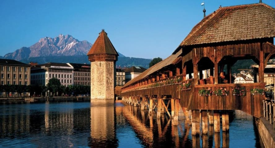 The hearth of Lucerne!