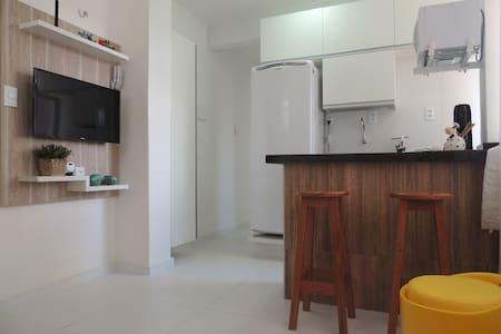 Flat na Beira-Mar em Fortaleza/CE - Fortaleza - Wohnung