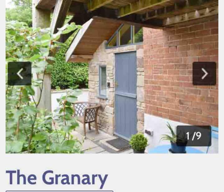 The Granary near Malvern In small village