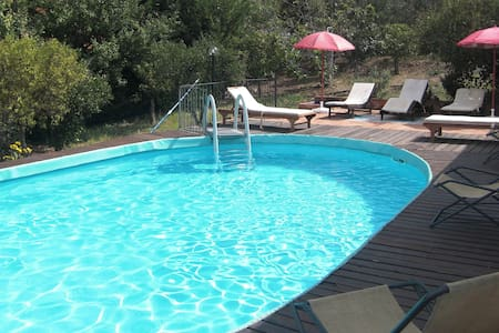 02 Villa with pool in Cefalù Sicily - 切法盧