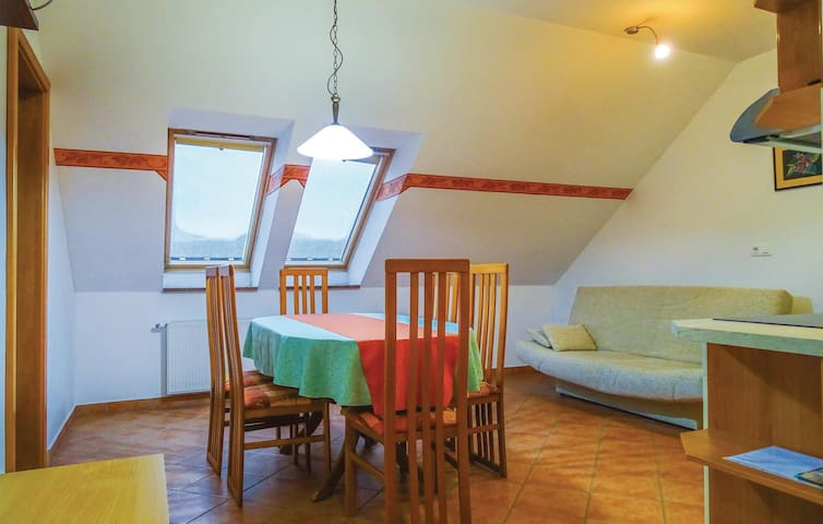 Holiday apartment with 2 bedrooms on 49m² in Stari trg ob Kolpi
