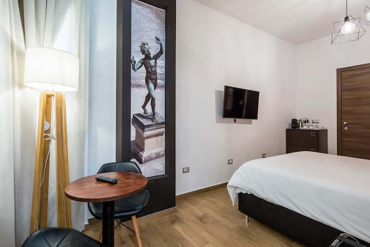 Pompei Central - Double Room