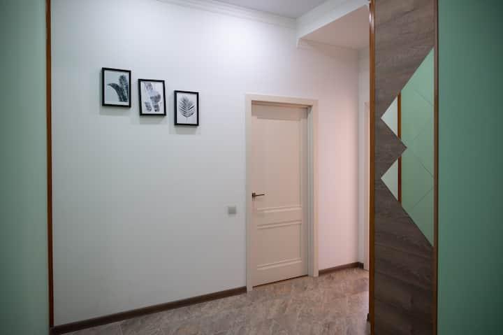 "Апартаменты 813 ""Вершина"" Домбай"