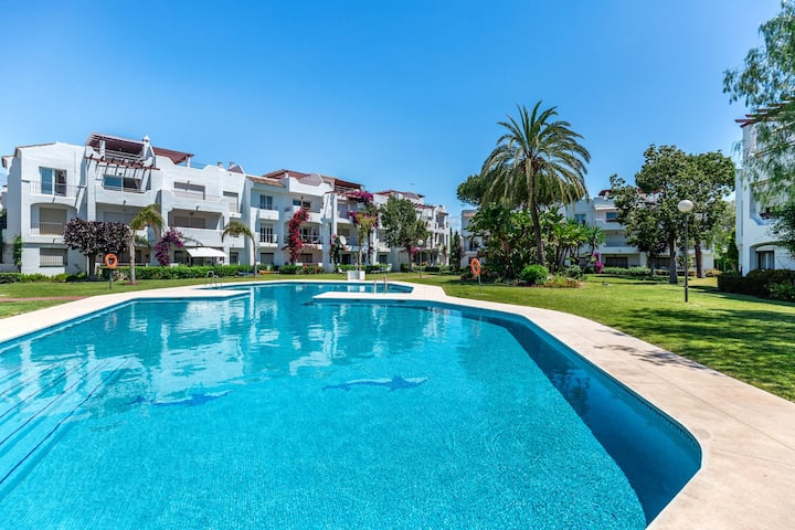 Penthouse - 2 Bedroom Sunbeach / Costa del Sol