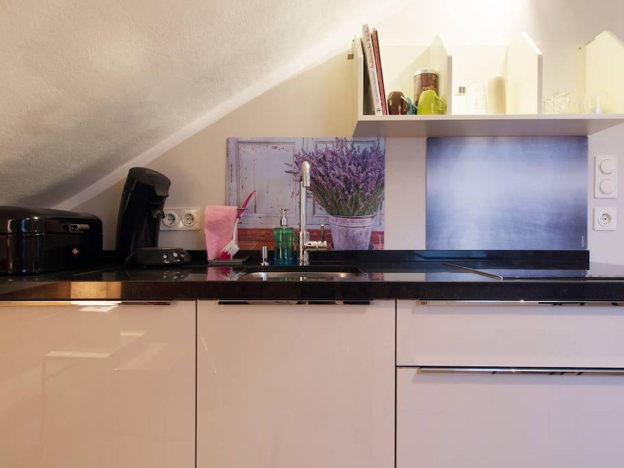 schwalbennest unter dem dach apartments for rent in bad homburg vor der h he hessen germany. Black Bedroom Furniture Sets. Home Design Ideas