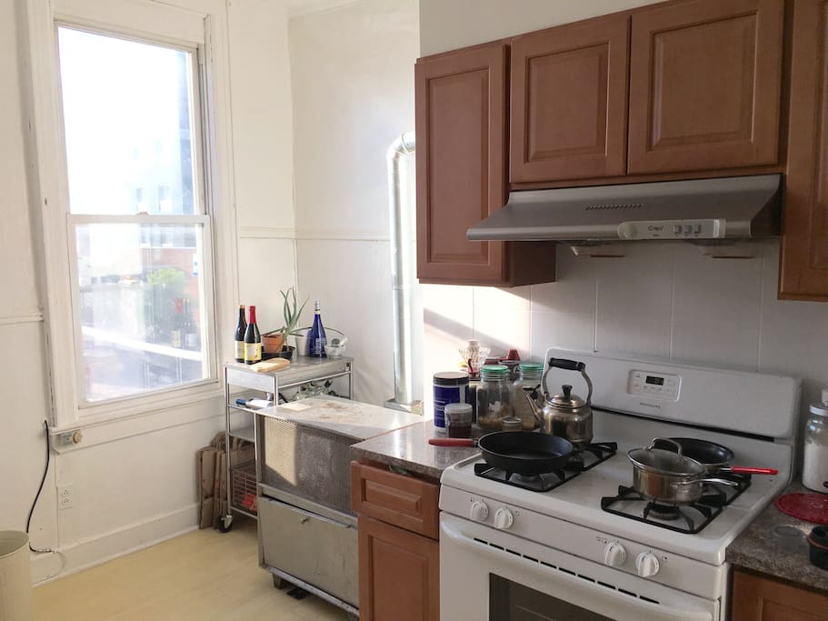 Our lovely Kitchen ~With new appliances~
